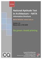 NATA Brochure 2019