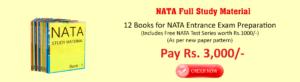 NATA Full Study Material