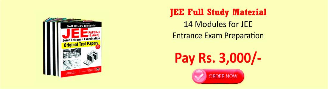 JEE Paper - II (B. Arch) 2019