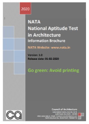 NATA Brochure 2020