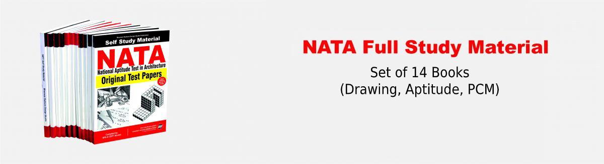 NATA Full Study Material 2020